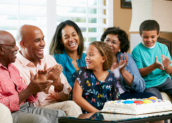 bigstock-Multi-Generation-Family-Celebr-42380857