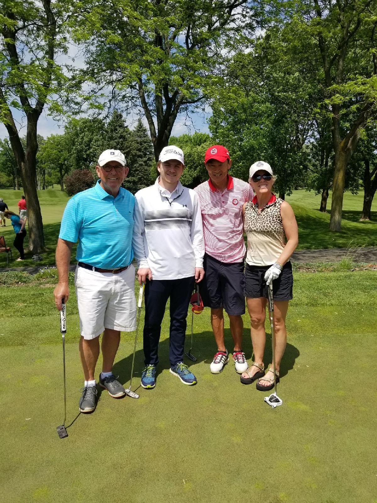 Golf for FY-Eye