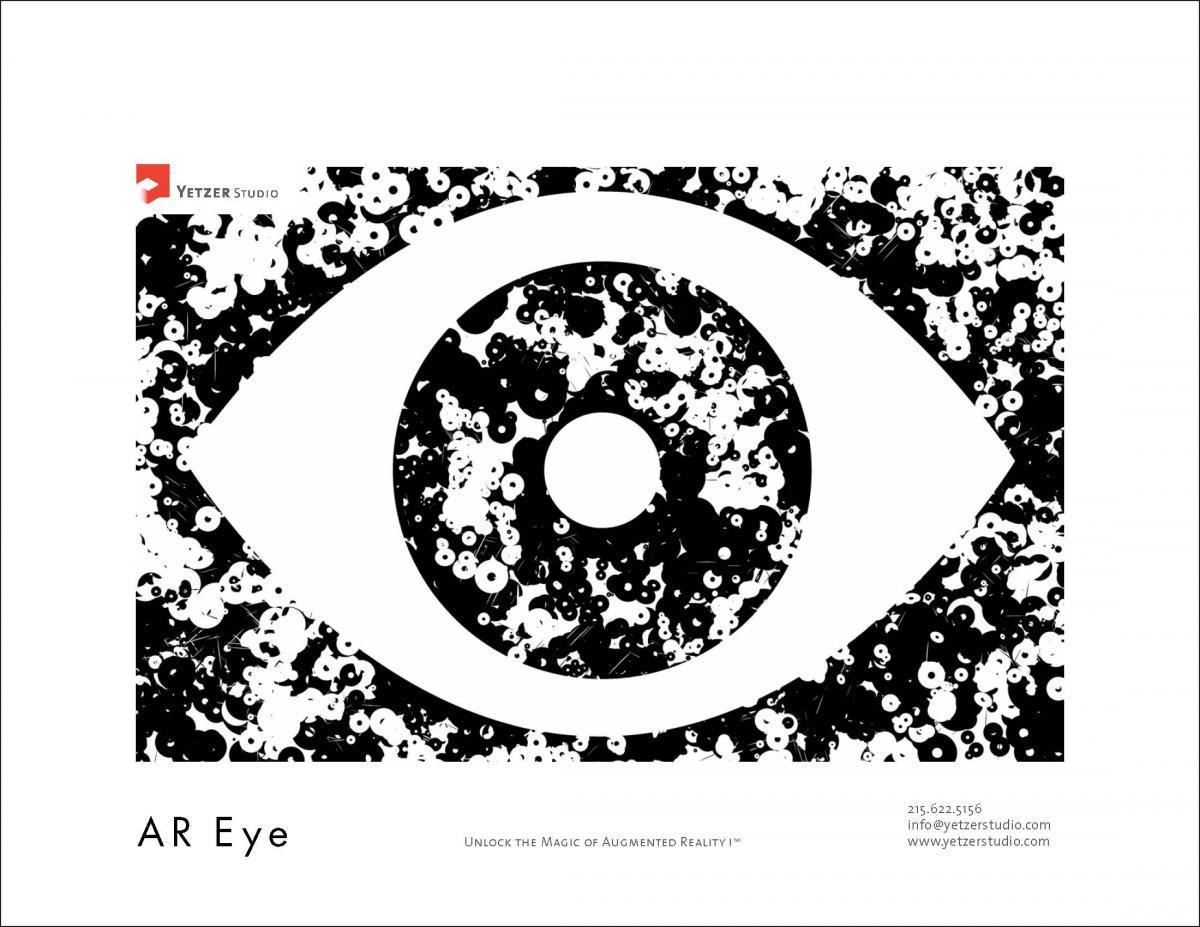AR Eye App Logo