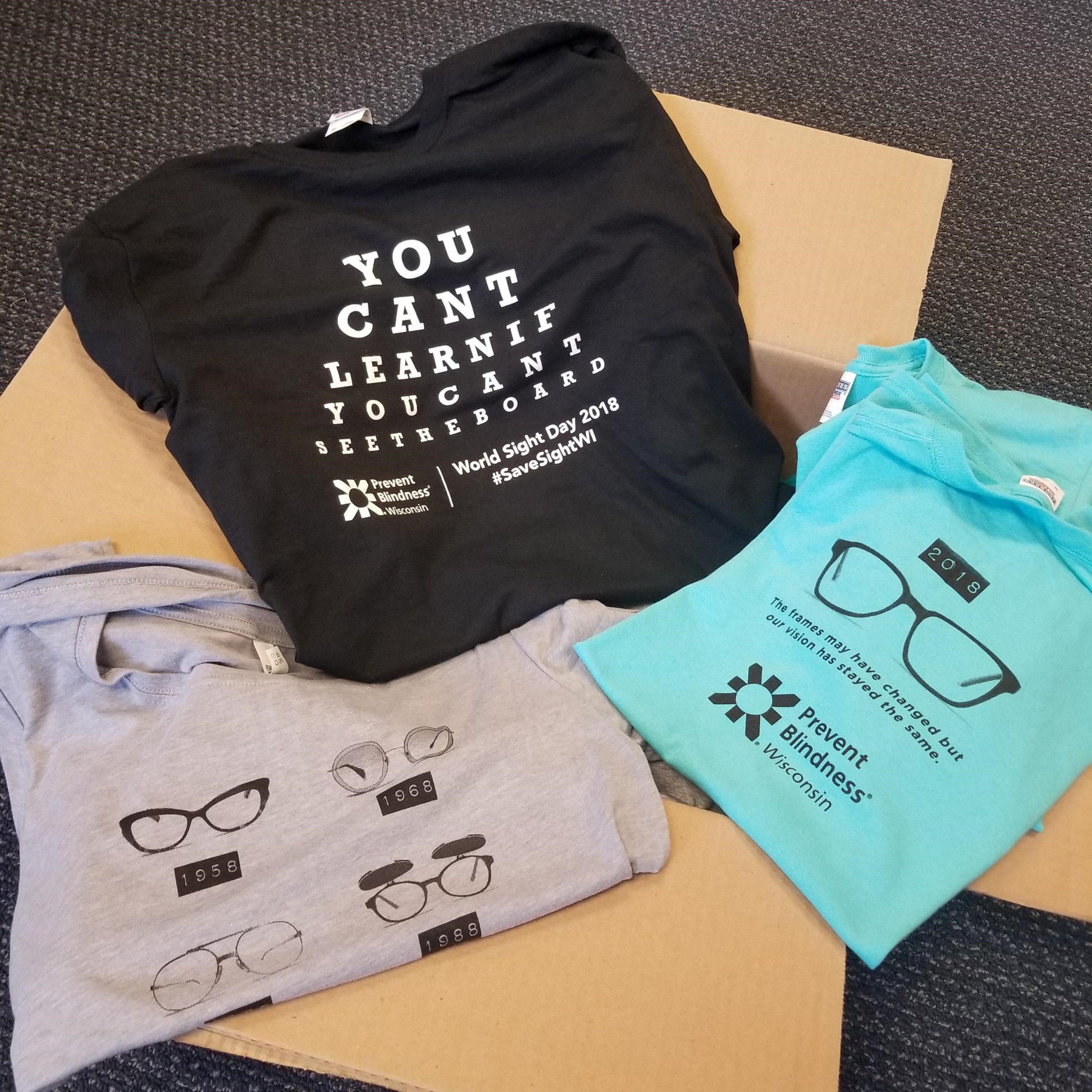 T-shirt order