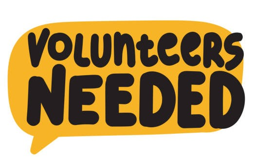 Volunteers Needed - crop