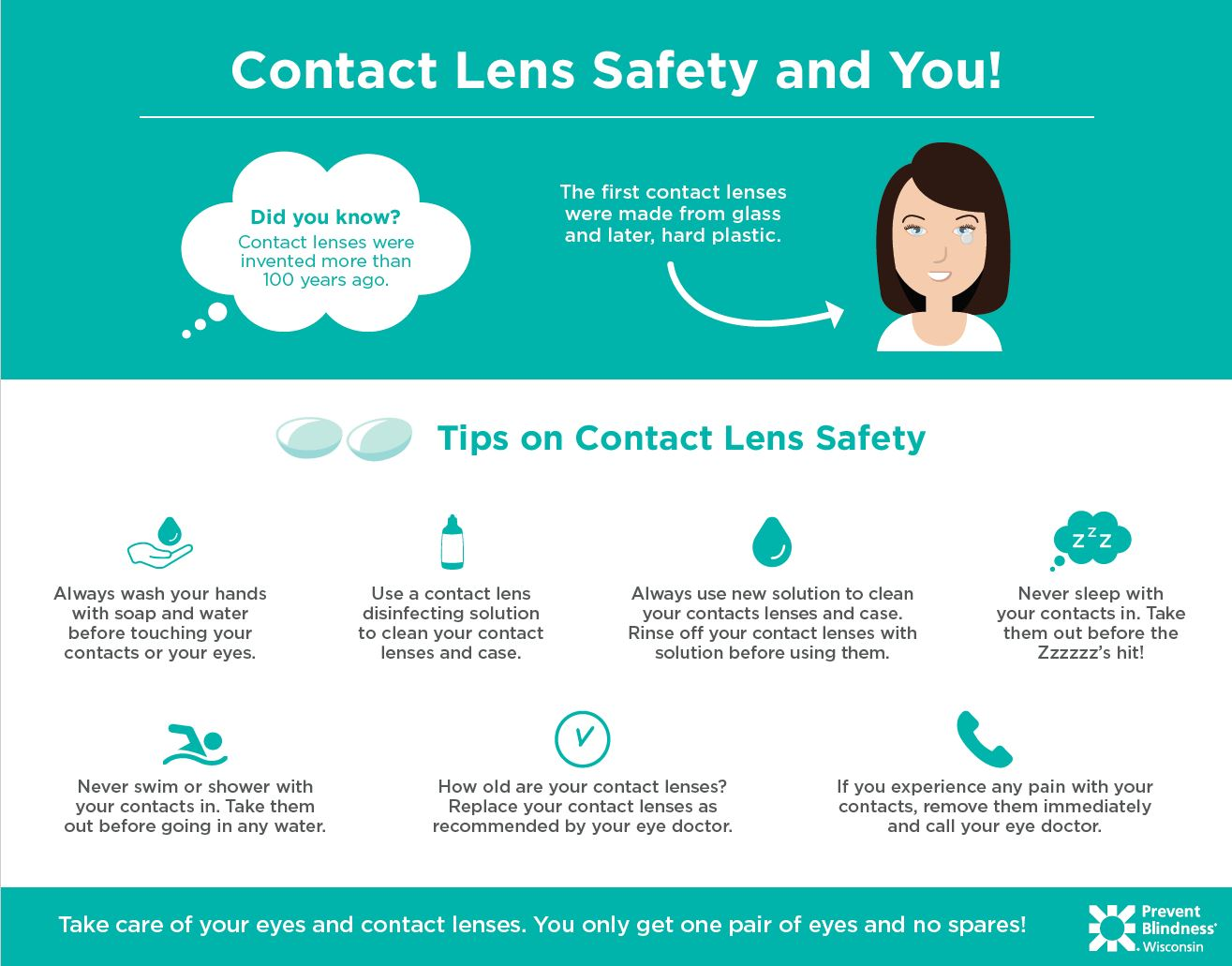 Contact Lens Safety Pic