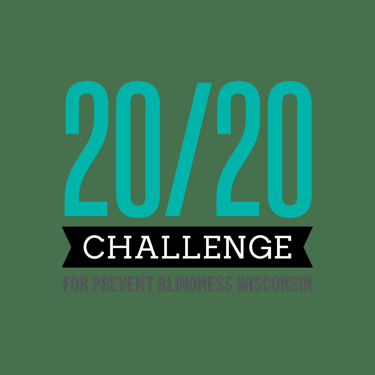 2020 Challenge Logo PNG