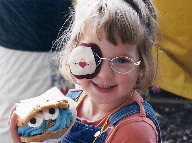 Preschool Vision Screening Ambassador, Beth