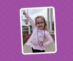 Ellie - Preschool Vision Screening Ambassador