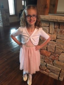 Kaylee Preschool Vision Screening Ambassador