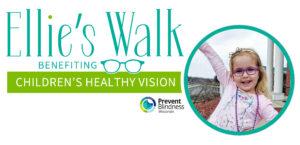 Ellie's Walk Benefiting Children's Healthy Vision